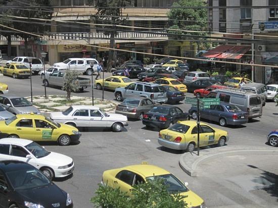 amman-traffic